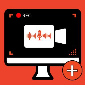 Screen Recorder+ logo