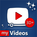 myVideos 3D+ FREE